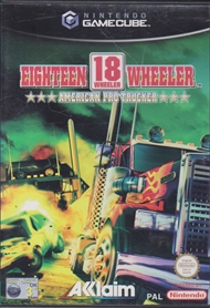 Eighteen wheeler - American pro trucker (Spil)