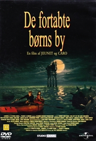 De fortabte børns by (DVD)