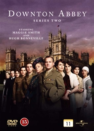 Downton Abbey - Sæson 2 (DVD)