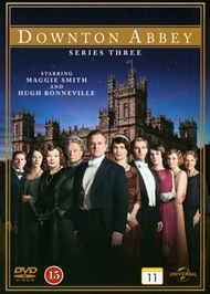 Downton Abbey - Sæson 3 (DVD)