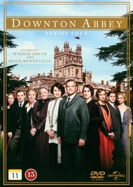 Downton Abbey - Sæson 4 (DVD)