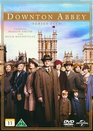 Downton Abbey - Sæson 5 (DVD)