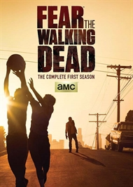 Fear the walking dead - Sæson 1 (DVD)