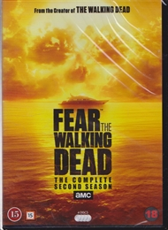 Fear the walking dead - Sæson 2 (DVD)