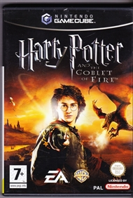 Harry Potter and the goblet of fire (Spil)
