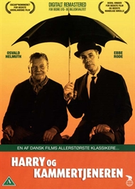 Harry og kammertjeneren (DVD)