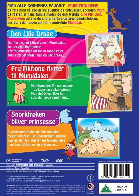 Mumitroldene 5 (DVD)