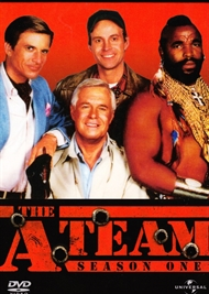 The A-team - sæson 1 (DVD)
