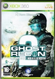 Tom Clancys - Ghost recon - Advsnced warfighter 2 (Spil)