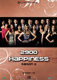 2900 Happiness - Sæson 3 (DVD)