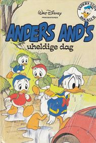 Anders And's uheldige dag - Disney bogklub