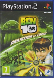 Ben 10 - Protector of earth (Spil)