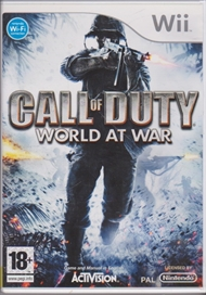 Call of duty - World at war (Spil)