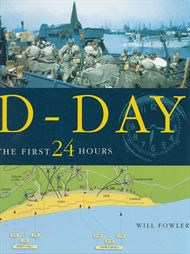 D-Day - The first 24 hours (Bog)