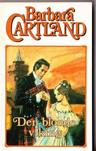 Barbara Cartland - Den blonde viking (Bog)