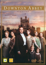 Downton Abbey  - Sæson 6 (DVD)