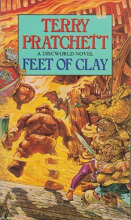 Feet of clay (Bog)