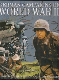 German Campaigns of World War 2 (Bog)