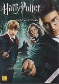 Harry Potter og Fønixordenen (DVD)