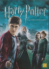 Harry Potter og Halvblodsprinsen (DVD)