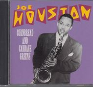 Joe Houston Cornbread And Cabbage Greens (CD)