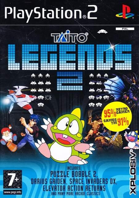 Taito Legends 2 (Spil)