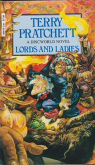 Lords and ladies (Bog)