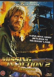 Missing in action 2 (DVD)