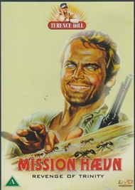 Terence Hill 25 - Mission hævn (DVD)