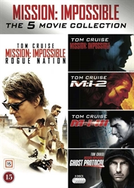 Mission impossibile 5 film (DVD)