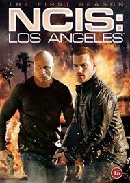 NCIS Los Angeles - Sæson 1 (DVD)