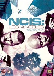 NCIS Los Angeles - Sæson 7 (DVD)
