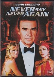 Never say never again (DVD)