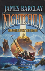 Nightchild - Chronicles of the Raven (Bog)