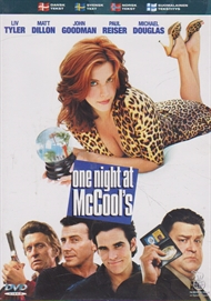 One night at McCool's (DVD)