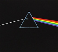 Dark side of the moon (LP)