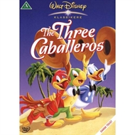 The Three Caballeros - Disney Klassikere nr. 7 (DVD)