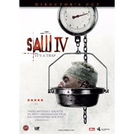 Saw 4: Director's Cut (DVD)