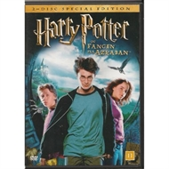 Harry Potter og fangen fra Azkaban (DVD)