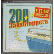 200 Dansktoppere (CD)
