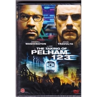 The talking of Pelham 123 (DVD)