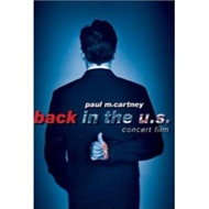 Back in the U.S (DVD)