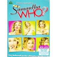 Samantha who - Sæson 1 (DVD)