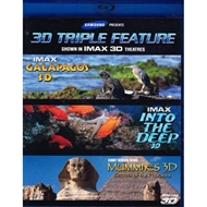 3D triple feature (Blu-ray)
