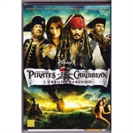 Pirates of the Caribbean - I ukendt farvand (DVD)