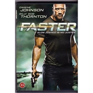 Faster - Slow justice is no justice (DVD)