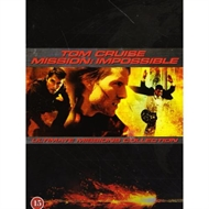 Mission impossible - Ultimate missions collection (DVD)