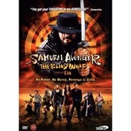 Samurai avenger - The blind wolf (DVD)