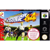 International superstar soccer 64 (Spil)