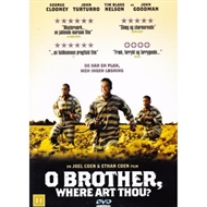 O brother, Were art tho? (DVD)